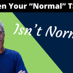 "Photo of Dr. Resnick with captions saying a ""normal"" TSH may not really be your normal."